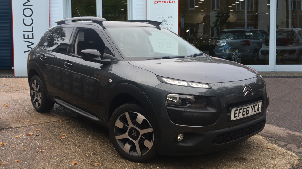 Used Citroen C4 Cactus Hatchback 1.2 PureTech Flair 5dr