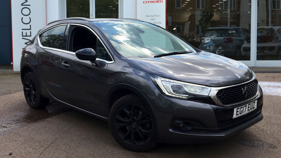 Used DS Automobiles DS 4 CROSSBACK Hatchback 2.0 BlueHDi EAT6 (s/s) 5dr