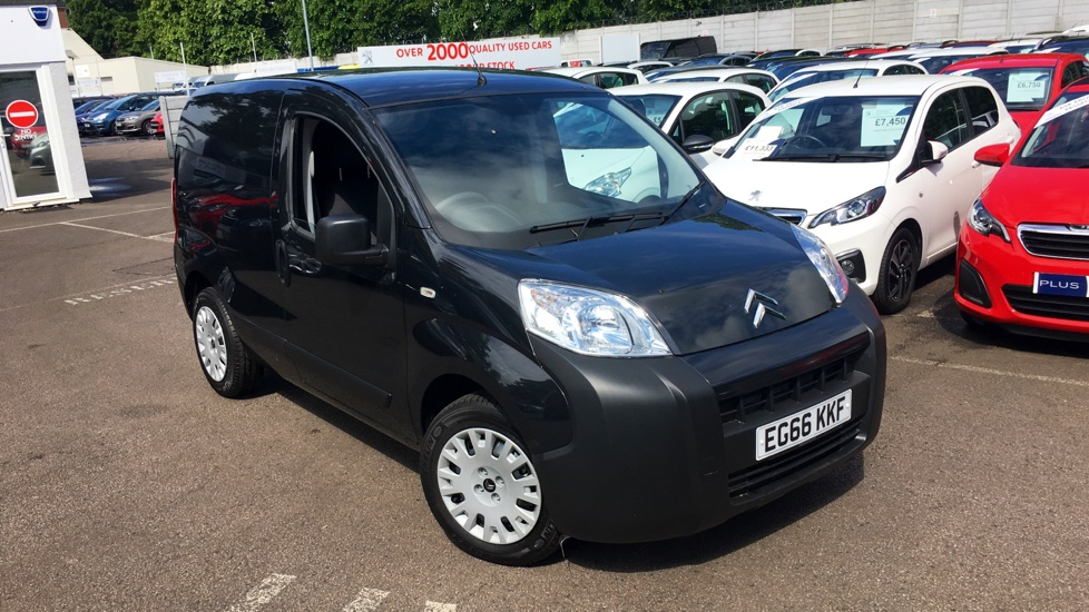 Used Citroen NEMO Panel Van 1.3 HDi 16v Enterprise Panel Van 3dr (EU 6)