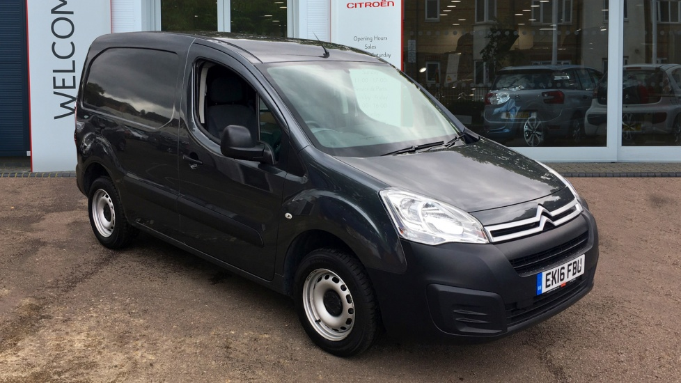 Used Citroen BERLINGO Panel Van 1.6 HDi L1 850 LX Panel Van 3dr