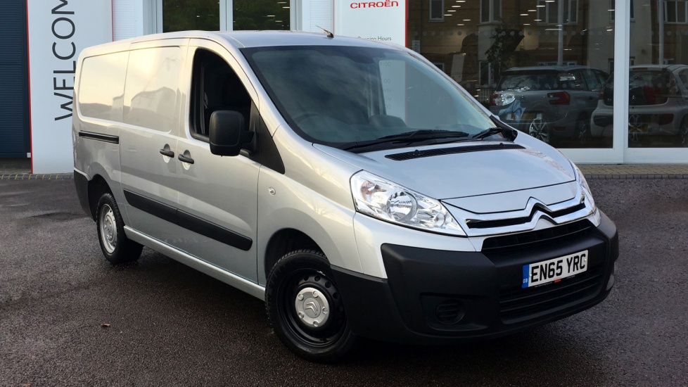 Used Citroen DISPATCH Panel Van 2.0 HDi 1200 L2H1 Enterprise Panel Van 5dr