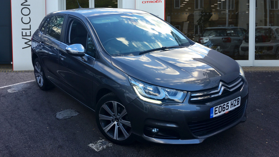 Used Citroen C4 Hatchback 1.6 BlueHDi Flair (s/s) 5dr