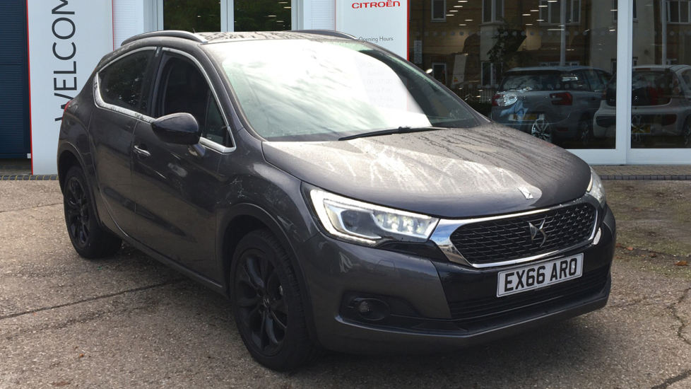 Used DS Automobiles DS 4 CROSSBACK Hatchback 1.2 PureTech Crossback Manual (s/s) 5dr