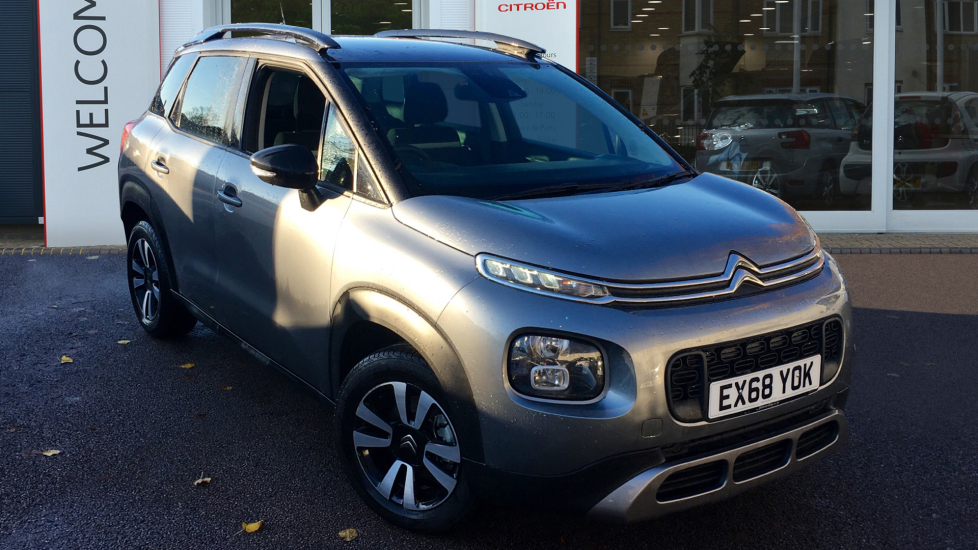 Used Citroen C3 Aircross SUV 1.2 PureTech Feel (s/s) 5dr