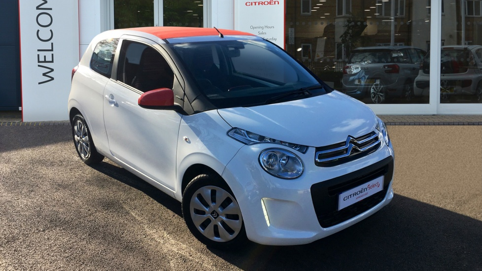 Used Citroen C1 Convertible 1.0 VTi Feel Airscape 3dr