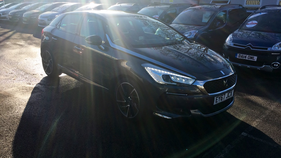 Used DS Automobiles DS 5 Hatchback 2.0 BlueHDi Prestige EAT6 5dr