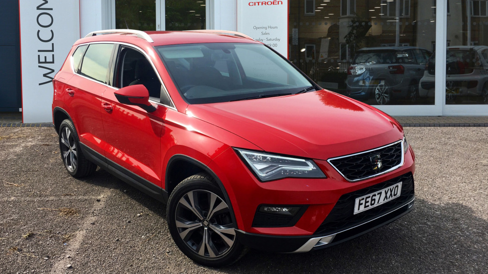 Used Seat Ateca SUV 1.0 TSI Ecomotive SE Technology (s/s) 5dr