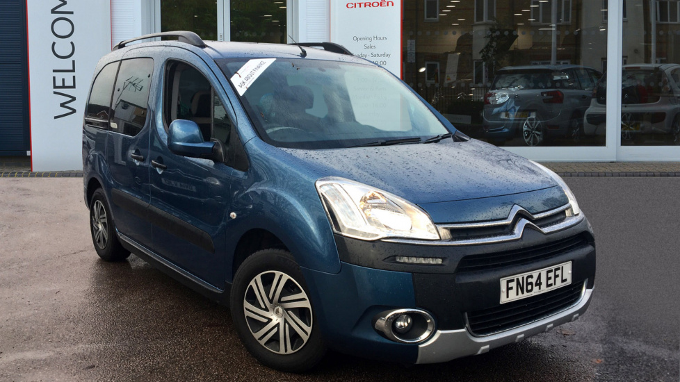 Used Citroen BERLINGO MULTISPACE MPV 1.6 e-HDi Airdream XTR EGS6 5dr