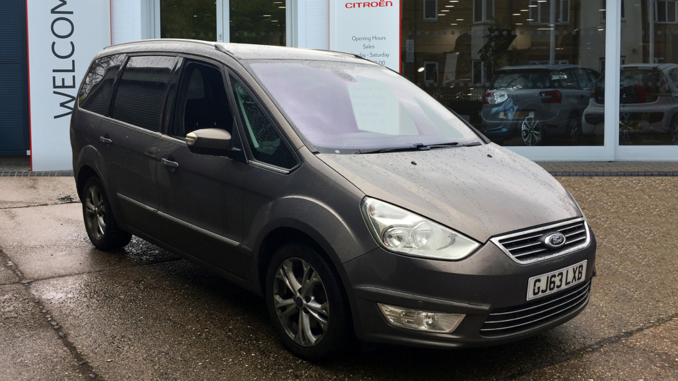 Used Ford GALAXY MPV 2.0 TDCi Titanium Powershift 5dr
