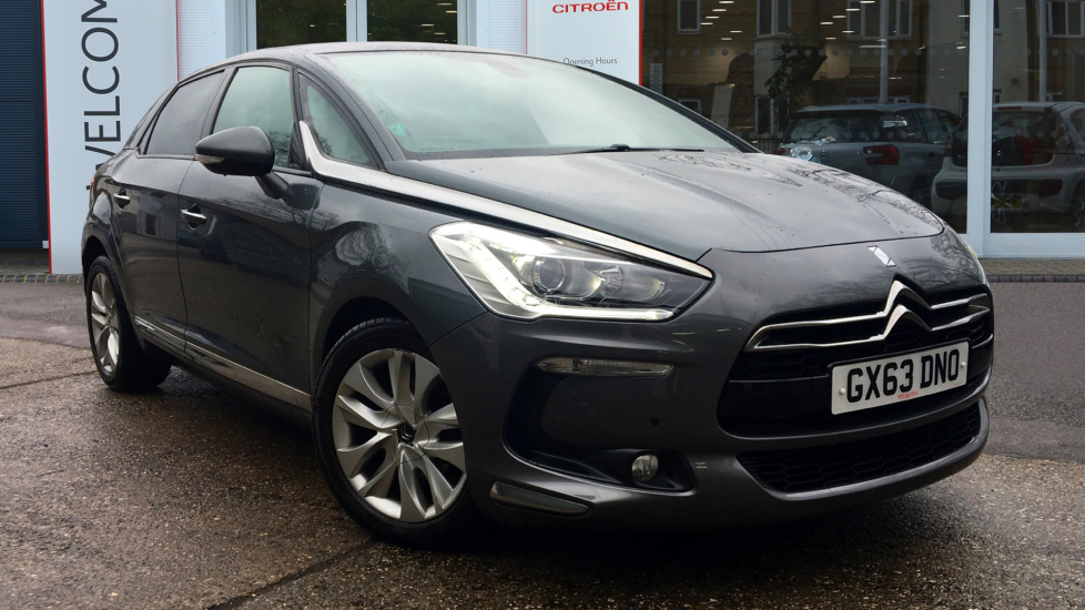 Used Citroen DS 5 Hatchback 1.6 e-HDi Airdream DStyle EGS6 5dr