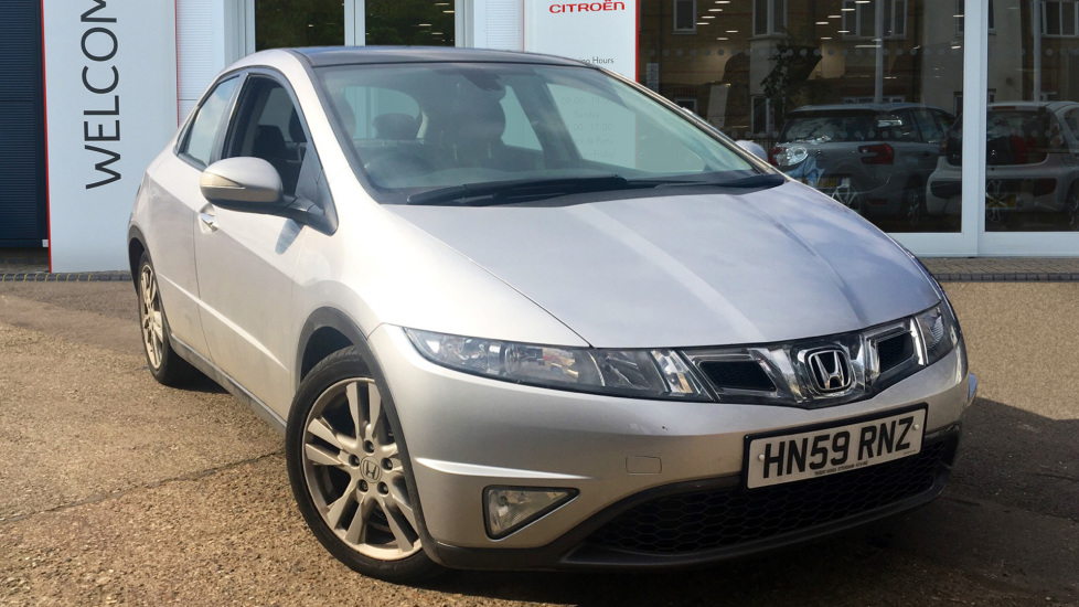 Used Honda CIVIC Hatchback 1.8 i-VTEC ES 5dr