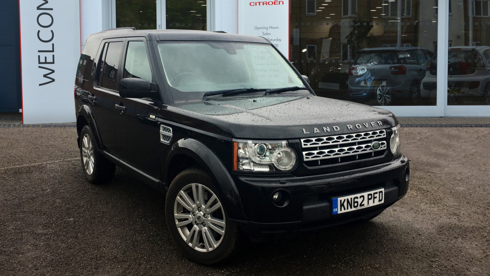 Used Land Rover Discovery 4 SUV 3.0 SD V6 XS 4X4 5dr