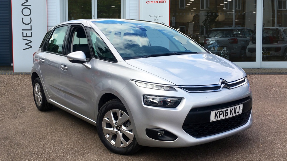 Used Citroen C4 PICASSO MPV 1.6 BlueHDi VTR+ EAT6 5dr (start/stop)