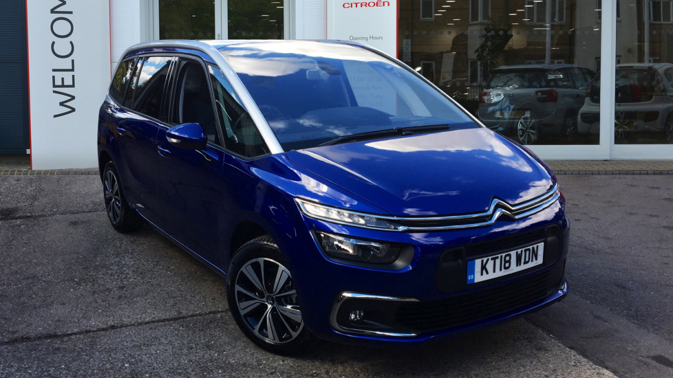 Used Citroen GRAND C4 SPACETOURER MPV 1.6 BlueHDi Feel (s/s) 5dr