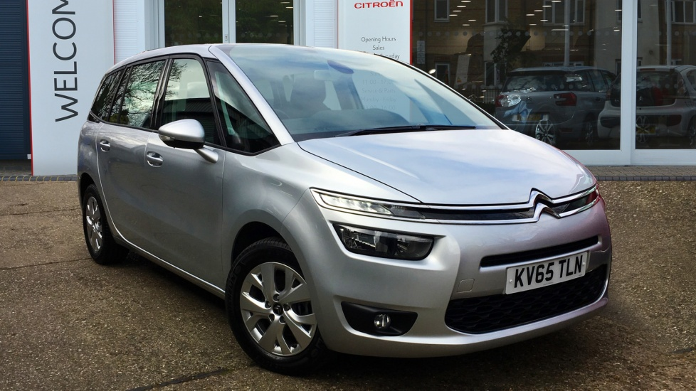 Used Citroen GRAND C4 PICASSO MPV 1.6 BlueHDi VTR+ 5dr (start/stop)