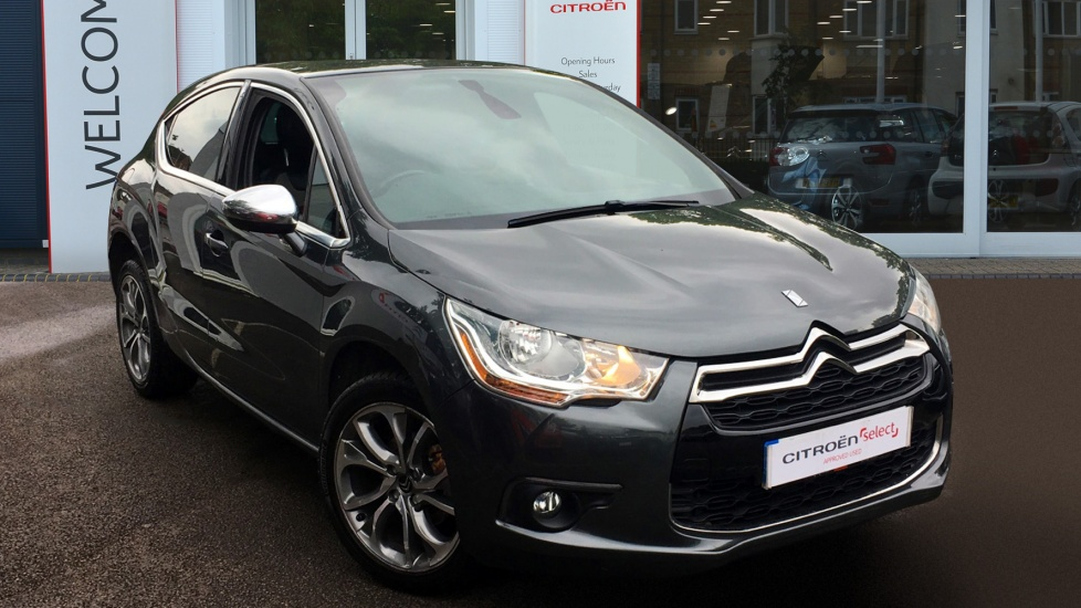 Used Citroen DS4 Hatchback 1.6 HDi DStyle 5dr