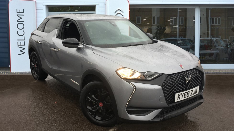 Used DS Automobiles DS 3 CROSSBACK SUV 1.2 PureTech Performance Line Crossback EAT8 (s/s) 5dr