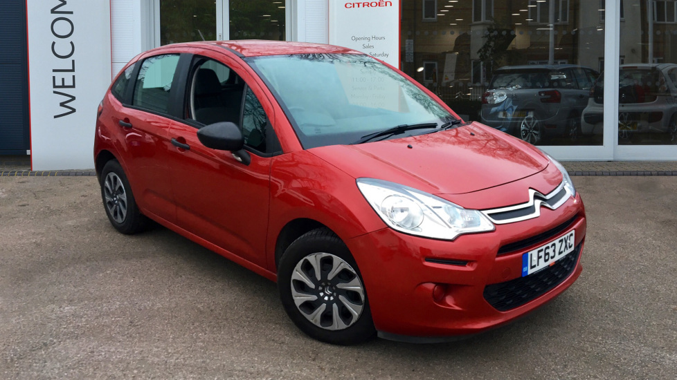 Used Citroen C3 Hatchback 1.0 VTi VT 5dr