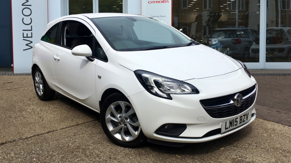 Used Vauxhall CORSA Hatchback 1.2 i Excite 3dr (a/c)