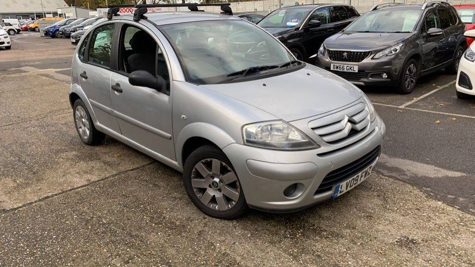 Used Citroen C3 Hatchback 1.4 HDi Airdream 8v + 5dr