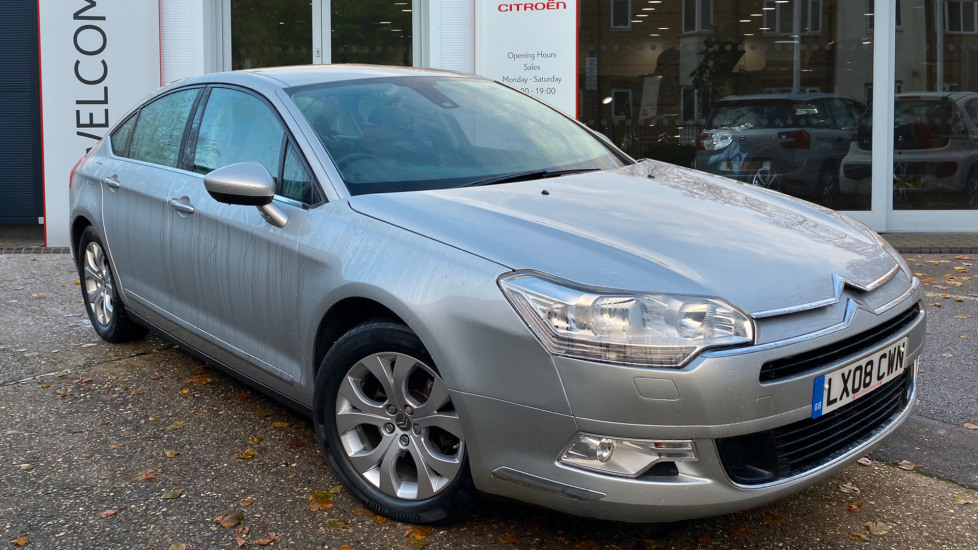 Used Citroen C5 Saloon 2.0 HDi Exclusive 4dr