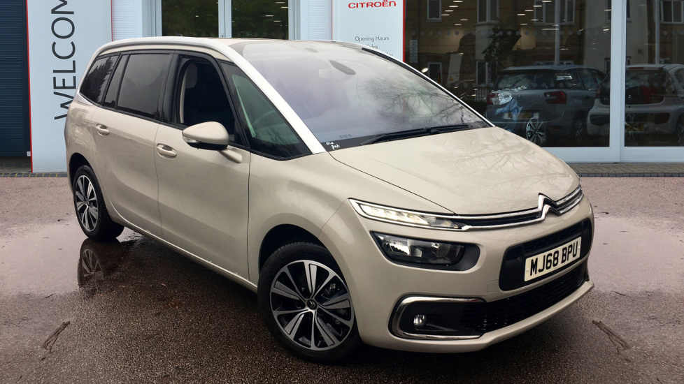 Used Citroen Grand C4 SpaceTourer MPV 1.2 PureTech Feel (s/s) 5dr
