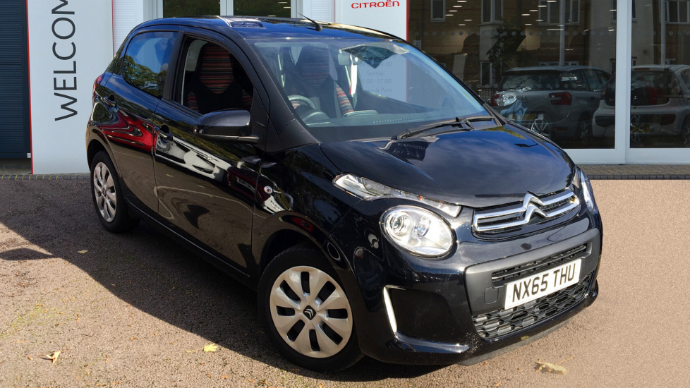 Used Citroen C1 Hatchback 1.0 VTi Feel Hatchback 5dr