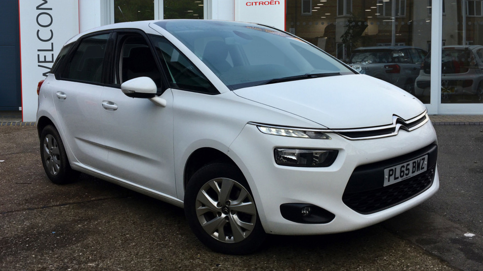 Used Citroen C4 PICASSO MPV 1.6 BlueHDi VTR+ EAT6 (s/s) 5dr