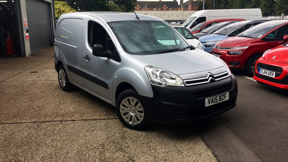 Used Citroen BERLINGO Panel Van 1.6 HDi L1 625 Enterprise Panel Van 5dr