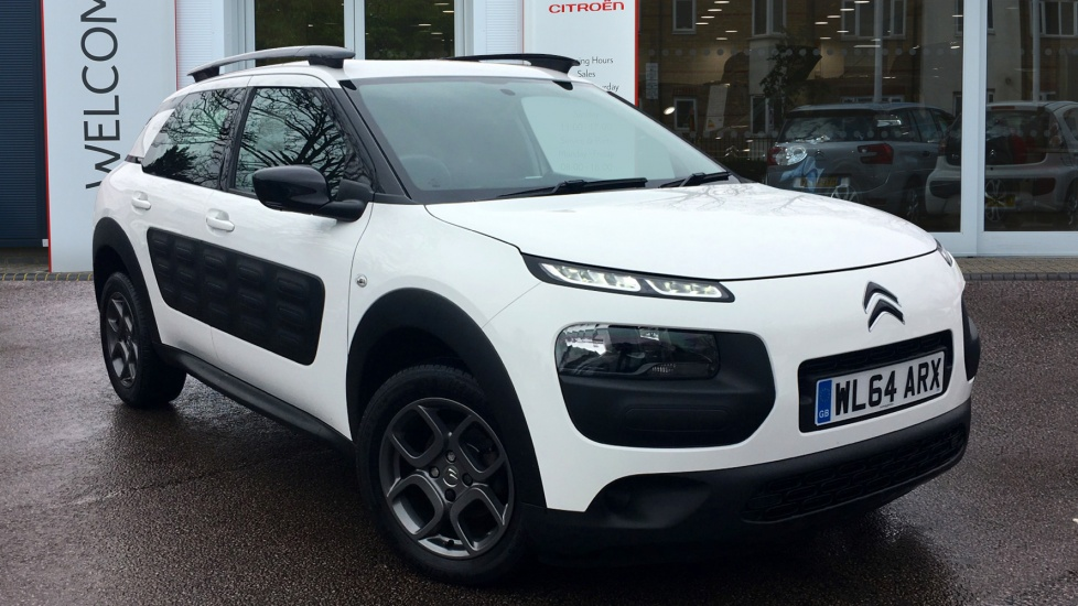 Used Citroen C4 CACTUS Hatchback 1.6 BlueHDi Feel 5dr