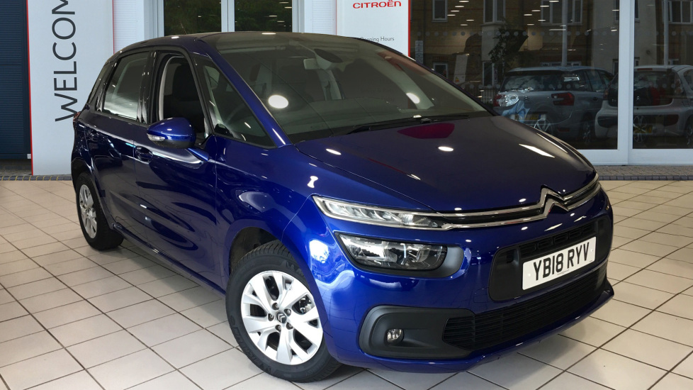 Used Citroen C4 SPACETOURER MPV 1.2 PureTech Touch Edition (s/s) 5dr