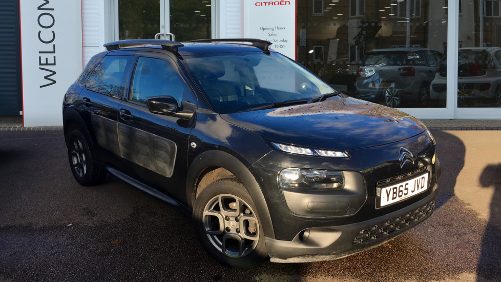 Used Citroen C4 CACTUS Hatchback 1.6 BlueHDi Feel 5dr (start/stop)