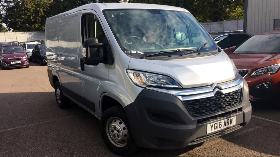 Used Citroen Relay Panel Van 2.2 HDi 30 Enterprise L1H1 5dr
