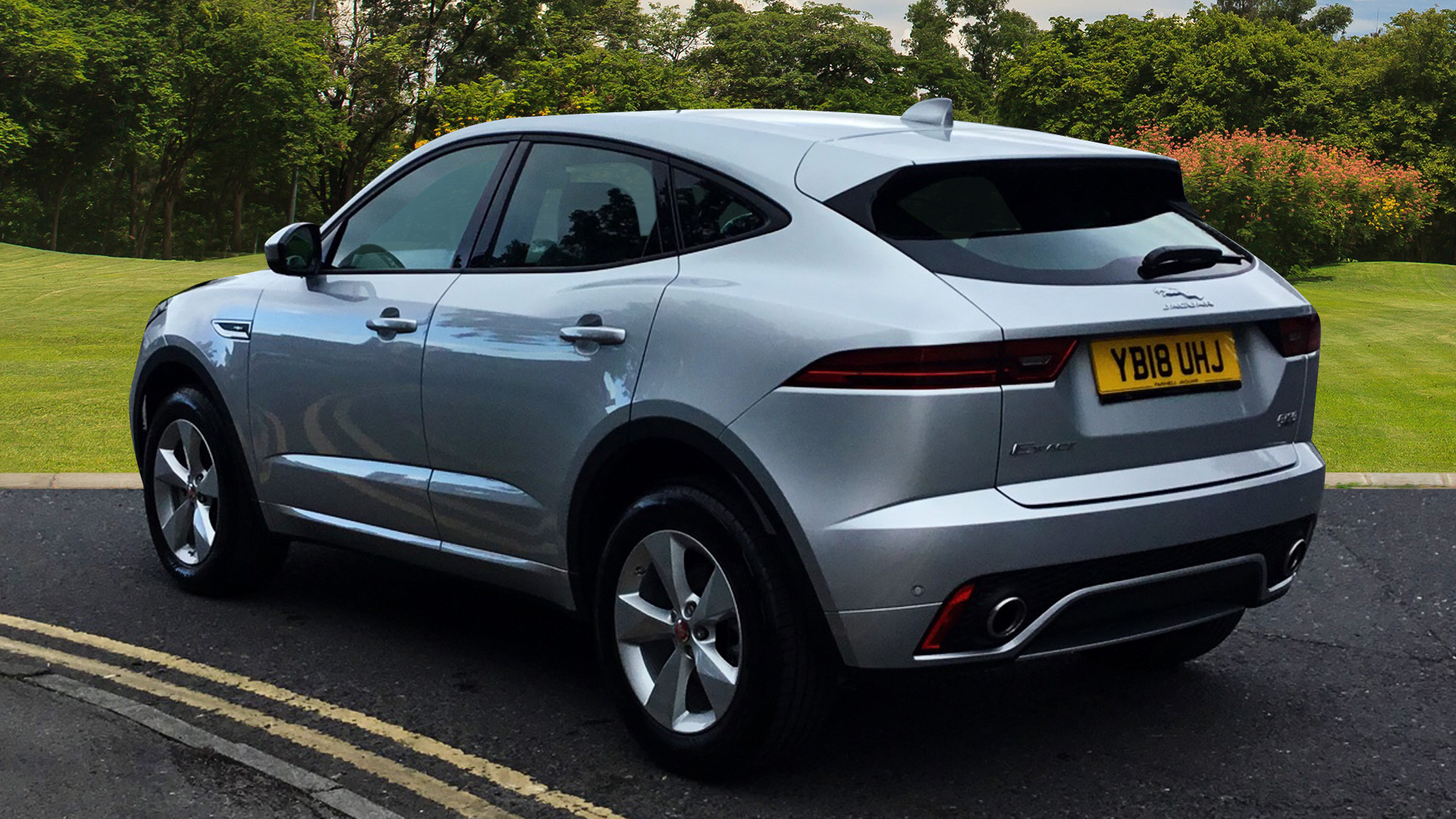 Used Jaguar E Pace 2 0D R Dynamic S 5Dr Auto Diesel Estate for Sale