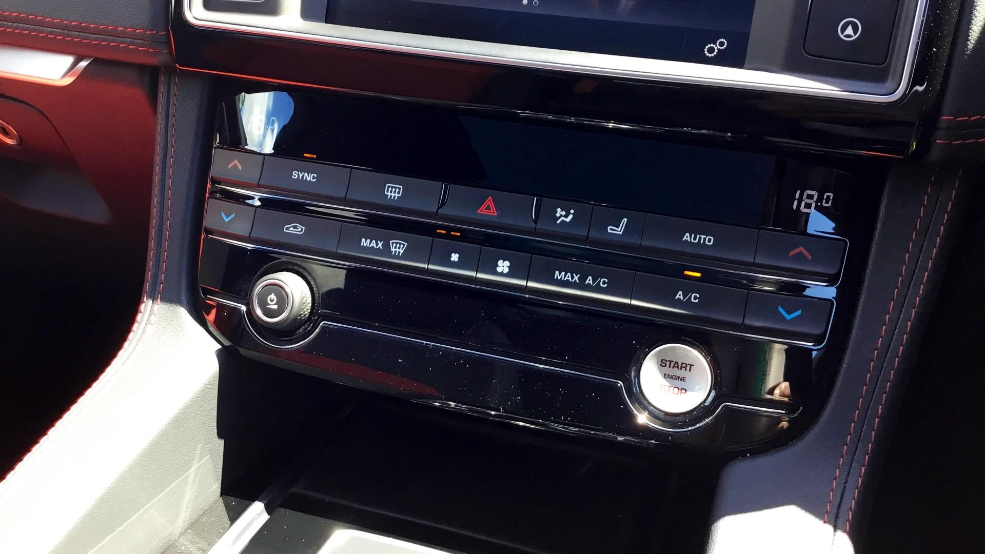Used Jaguar F Pace 2 0D R Sport 5Dr Auto Awd Diesel Estate for Sale