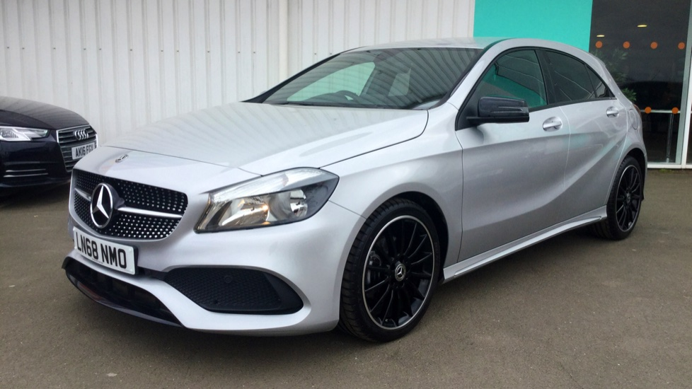 Mercedes Benz A Class A200 Amg Line Auto Night Pack Ln68nmo