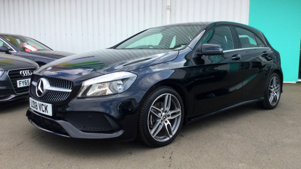 Mercedes Benz A Class A180 Amg Line Executive Auto Lo18vck