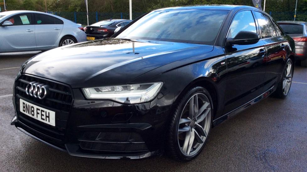 Petrol Audi A6 Saloon Saloon Black Edition Used Cars For Sale On