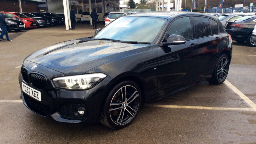Bmw 1 Series 118d M Sport Shadow Ed Step Auto Yc67xez