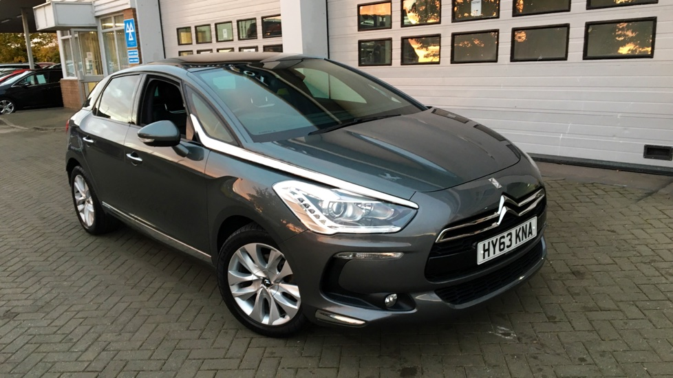 Used Citroen DS5 Hatchback 1.6 e-HDi Airdream DStyle EGS6 5dr