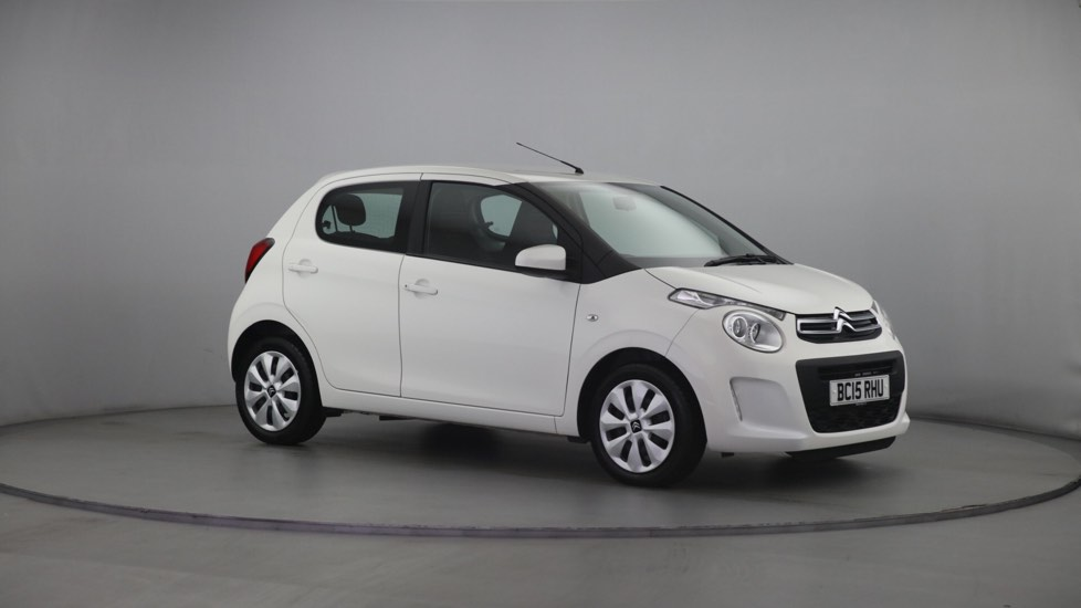 Used Citroen C1 Hatchback 1.2 PureTech Feel Hatchback 5dr