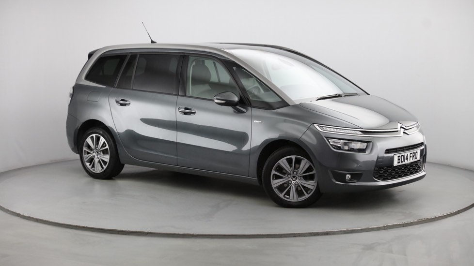Used Citroen GRAND C4 PICASSO MPV 1.6 e-HDi Airdream Exclusive+ 5dr