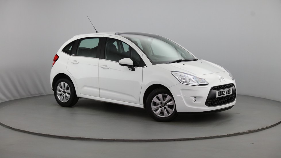 Used Citroen C3 Hatchback 1.4 i 8v VTR+ 5dr