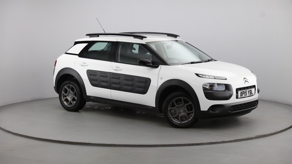 Used Citroen C4 CACTUS Hatchback 1.2 PureTech Feel Sunlight Edition 5dr
