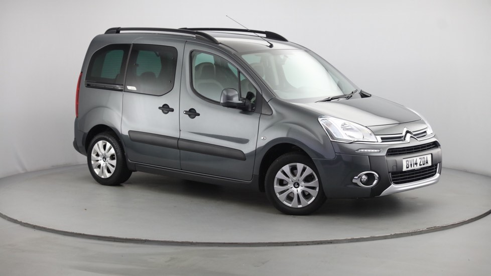 Used Citroen BERLINGO MULTISPACE MPV 1.6 HDi XTR 5dr