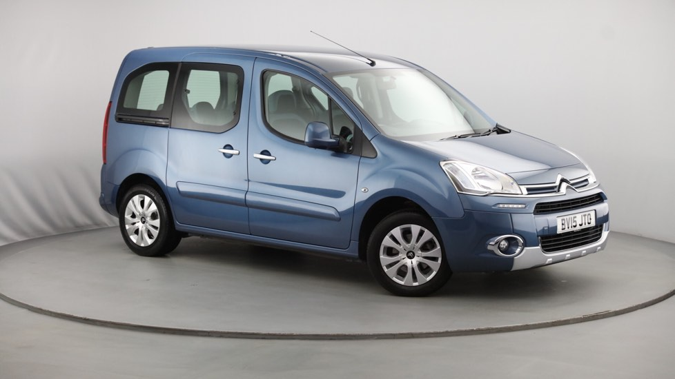 Used Citroen BERLINGO MULTISPACE MPV 1.6 HDi Plus 5dr