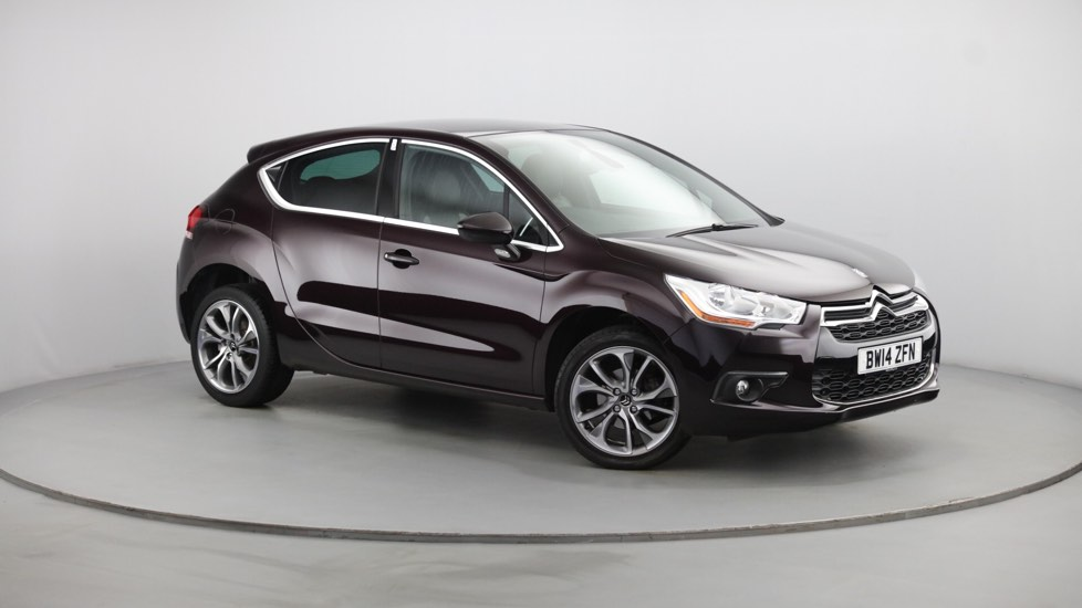 Used Citroen DS4 Hatchback 1.6 VTi DStyle 5dr