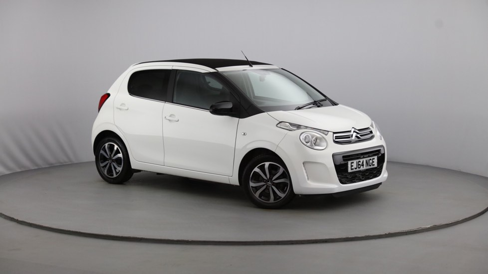 Used Citroen C1 Convertible 1.0 VTi Flair Airscape 5dr (start/stop)