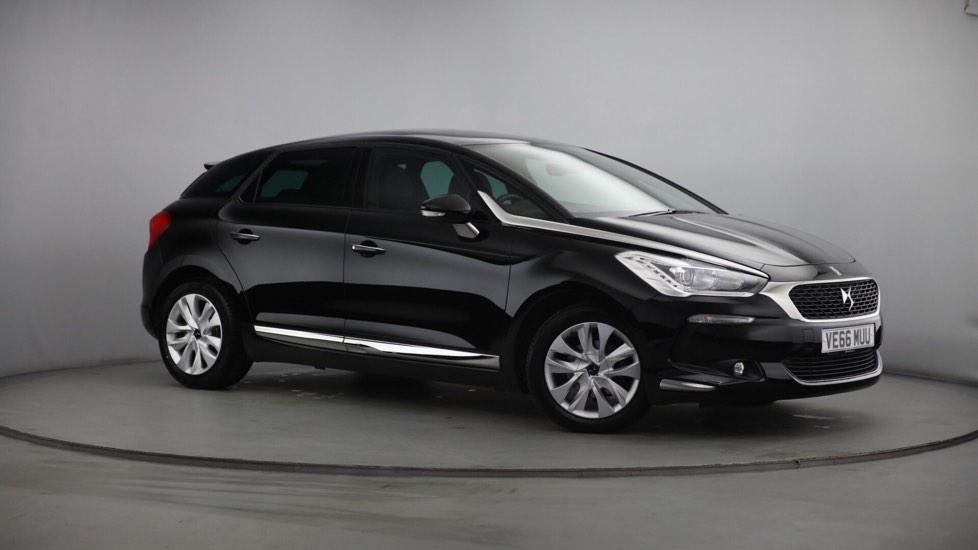 Used DS 5 Hatchback 1.6 BlueHDi Elegance EAT6 5dr (start/stop)