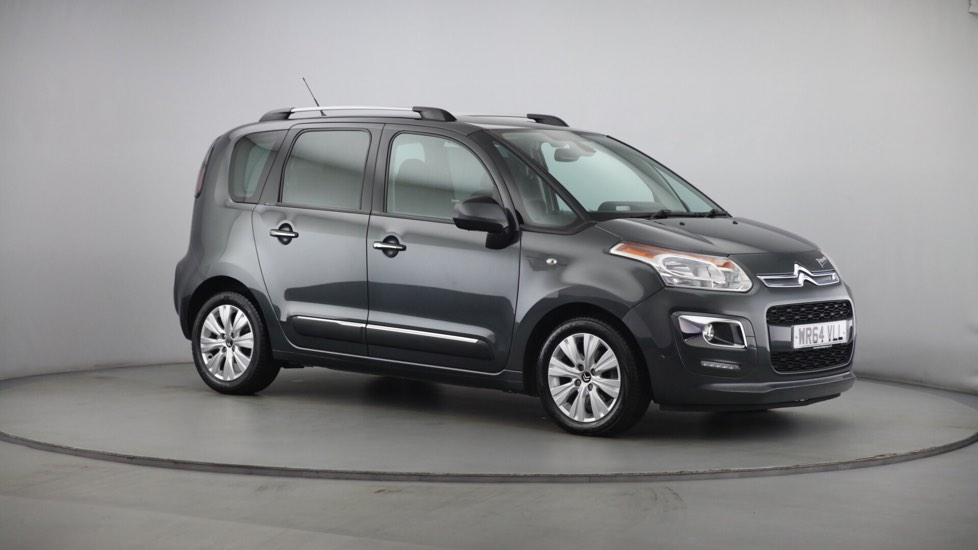 Used Citroen C3 PICASSO MPV 1.6 VTi Exclusive ETG6 5dr